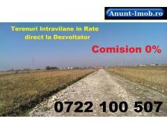 Anunturi Imobiliare Vanzare Terenuri ieftine ieftine in rate - lacuri Berceni