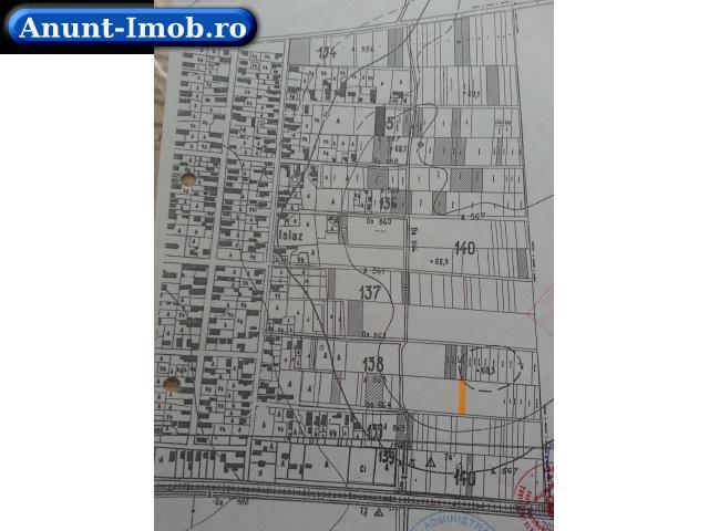 Anunturi Imobiliare Particular vand 1260 mp  intravilan Islaz Ilfov