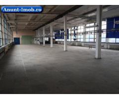 Anunturi Imobiliare Hala de inchiriat in Sebes 800 mp - 1500 mp