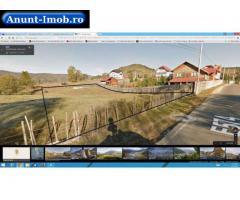 Anunturi Imobiliare Vand Teren Rucar - Bran 1000 mp+ fundatie casa