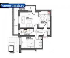 Anunturi Imobiliare 2 camere  la 32850 euro