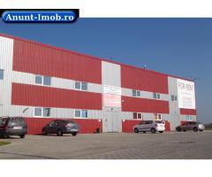 Anunturi Imobiliare DE INCHIRIAT hala industriala UTA2