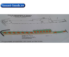 Anunturi Imobiliare Teren pentru constructii zona Motel Gilau