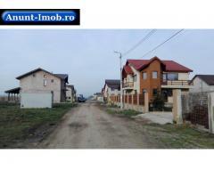 Anunturi Imobiliare Teren Comuna Berceni Str.1 Decembrie(gaz+curent)