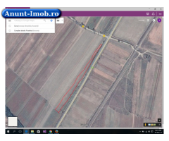 Anunturi Imobiliare Vand teren arabil 6800 mp, judetul Vrancea