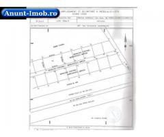 Anunturi Imobiliare Vand teren periferie Bucuresti 800mp