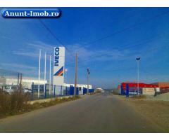 Anunturi Imobiliare Teren Industrial - Oras Pantelimon - Langa Iveco