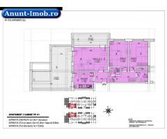 Anunturi Imobiliare Apartament 3 camere tip 4_3, Aparatorii Patriei