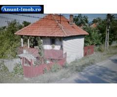 Anunturi Imobiliare casa cu teren 54 m2 Cernadia Gorj