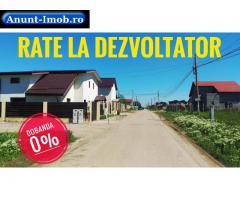 Anunturi Imobiliare Posibilitate RATE Teren gaz curent Intravilan Berceni