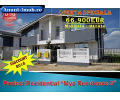 Anunturi Imobiliare Resedinta de Exceptie - Mobilata Utilata / Mutare Imediata