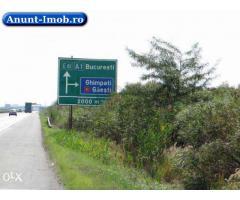 Anunturi Imobiliare Schimb teren Autostrada Bucuresti_Pitesti km 72