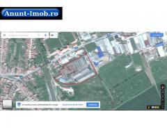 Anunturi Imobiliare Teren si Constructii Sebes 34500 mp