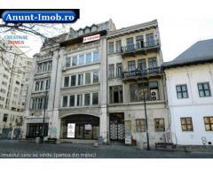 Imobil cu 5 etaje langa Hanul lui Manuc, Bucuresti