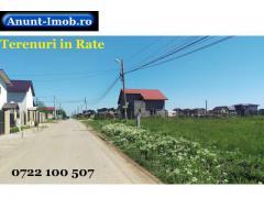Anunturi Imobiliare Vanzare Teren in Rate Berceni Ilfov de la 7.900€