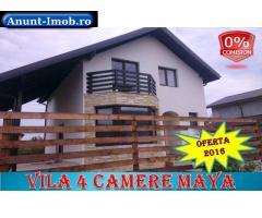 Vila superba Maya 2016 cu 4 camere Cartier Nou