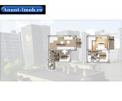 Anunturi Imobiliare Duplex 3 camere, 102mp, bloc Nou