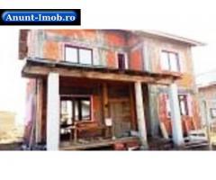Anunturi Imobiliare Proprietar,vand vila in constructie,p+1e+pod