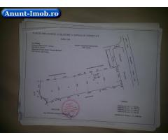 Anunturi Imobiliare Vând teren intravilan