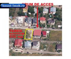 Anunturi Imobiliare Teren cu toate utilitatile in Rahova