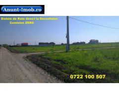 Anunturi Imobiliare OFERTA Teren in Rate zona lacuri Berceni 8.900€