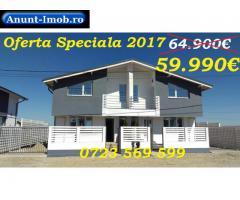 Anunturi Imobiliare Vanzare Casa Bucuresti Ilfov Berceni 59.990€ la cheie