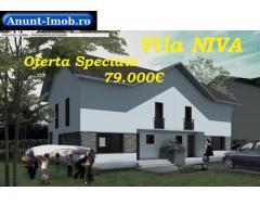 79.000€ Promotie Vila superba NIVA 2017 la 3 km de Bucuresti