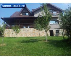 Anunturi Imobiliare vila superba in zona montana la 40km. de Sinaia 99km.de Buc
