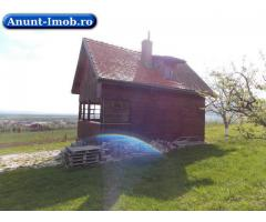 Anunturi Imobiliare Livada pe teren intravilan si cabana loc. Orlat   Sibiu 6700