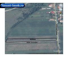 Anunturi Imobiliare Vand teren la 2km de Calan sau schimb cu auto+ diferenta