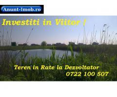 OFERTE de la 4.450€ Terenuri de casa Bucuresti Ilfov / Rate
