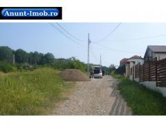 Anunturi Imobiliare vand teren intravilan in Blejoi