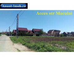 Anunturi Imobiliare 6-12 Rate Teren construibil cartier rezidential Berceni