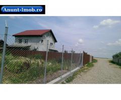 Anunturi Imobiliare Rezidential - teren 500 mp - Com. Branesti - ISLAZ