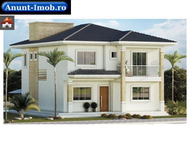 Anunturi Imobiliare Vila Moderna cu 6 camere in zona Buftea/Crevedia