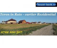Anunturi Imobiliare 6.900Eur - Teren in Rate intrare Berceni str Ciulin