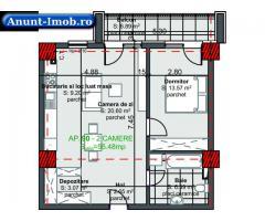 Anunturi Imobiliare Apartament cu 2 camere Marasti