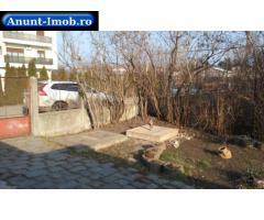 Anunturi Imobiliare Proprietar vand teren cu casa demolabila