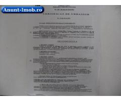 Anunturi Imobiliare Teren Intravilan C-tii Destinatie Mixta Copaceni Judet Ilfov