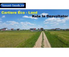 6-18 rate Teren intravilan cartier Eco-Land Berceni Ilfov