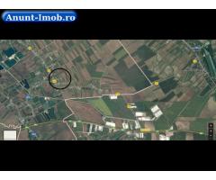 Anunturi Imobiliare Vanzare teren intravilan Ulmi, 10.000 mp, comision 0%
