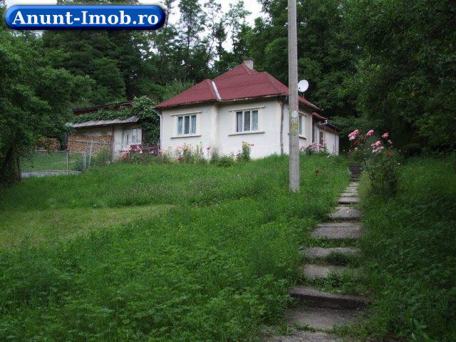 Anunturi Imobiliare Casa cu dependinte + 2500m² livada in Statiunea Sangeorz-Bai