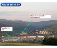 Anunturi Imobiliare Vand apartament finisat 2 camere Cluj langa Polus  Vivo