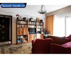 Anunturi Imobiliare Apartament 3 camere, semi-decomandat, Piata Amzei