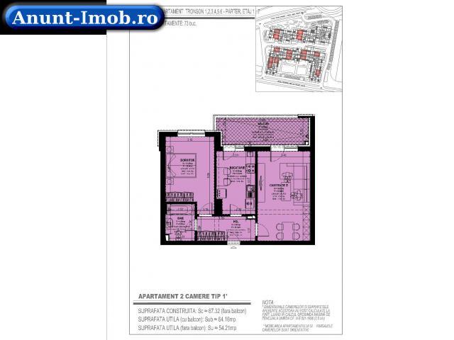 Anunturi Imobiliare Apartamente noi Theodor Pallady- Comision 0
