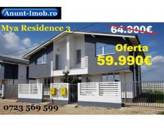 Anunturi Imobiliare Proprietar, Vila Moderna MYA 2017 + Teren centru Berceni