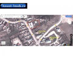 Anunturi Imobiliare Teren, casa si magazin satesc in Vanatorii Mari – Giurgiu