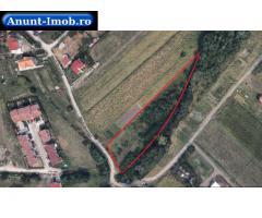 Anunturi Imobiliare Vand teren intravilan Borhanci pentru investitie/constructie