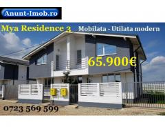Anunturi Imobiliare Vila de exceptie Mya 2017 mobilata utilata modern