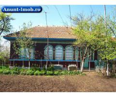 Anunturi Imobiliare Casa la curte + teren 3300m2 comuna Sohatu, Calarasi